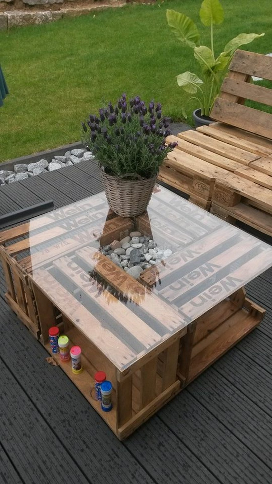 Wonderful pallet wood ideas pallet ideas recycled for Pallet ideas