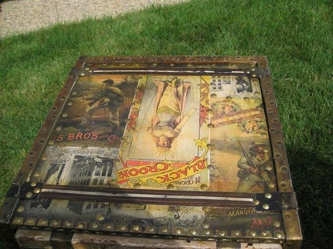 pallet-vintage-tables