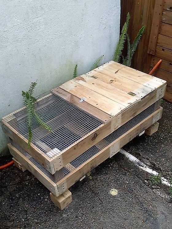 recycled-pallet-cage