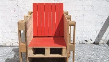 Pallet Chairs Ideas And Designs