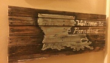 Pallets Art Work