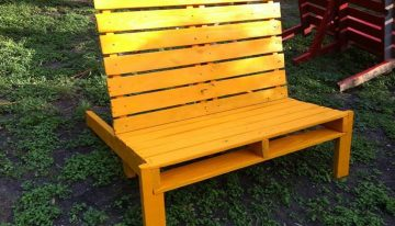 Awesome Pallets Patio Chairs