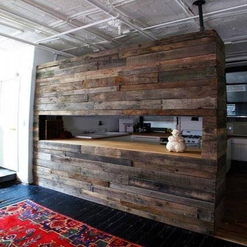 Decorate Your Walls with Pallets Beauty | Pallet Ideas on Pallets Design Ideas  id=89443