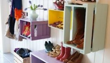 Pallets for Storage and Shelving