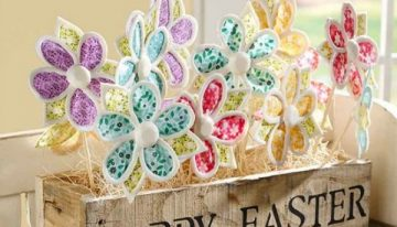 Pallets Easter Inspirations
