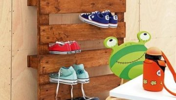 Kids Room Fun and Inspirations with Wood Pallets