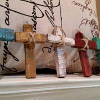 Pallets Made Crosses for Easter   Pallet Ideas: Recycled