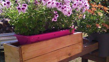 Pallets Made Garden Flower Decor Planter Box