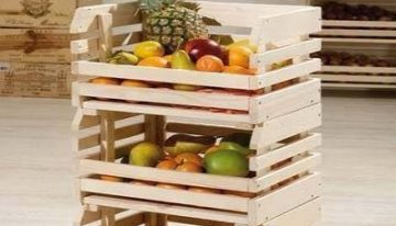 Pallets Wood Boxes Reuse Ideas