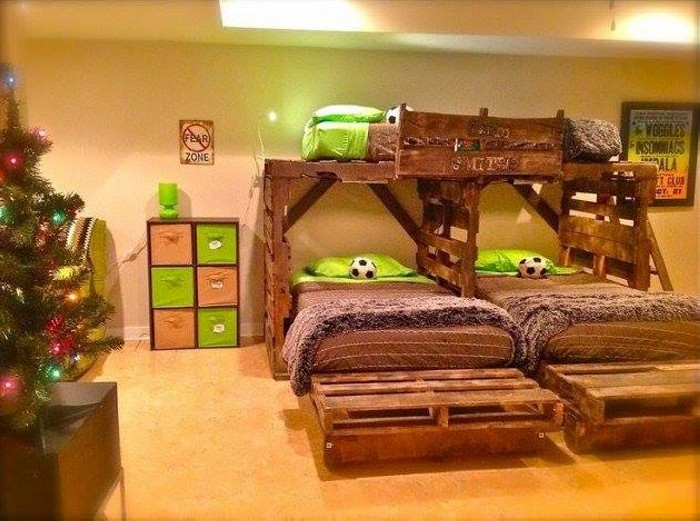 Cute Pallet Projects for Kids | Pallet Ideas on Pallet Room Ideas  id=11635