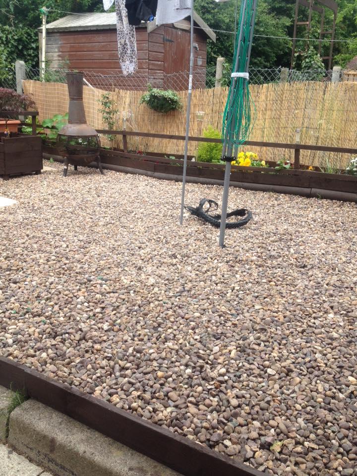 Pallets Wood Beautified Garden | Pallet Ideas