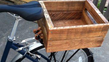 Bike Pallet Storage Ideas
