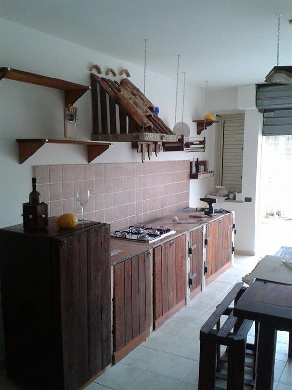 Pallet Kitchen Storage Ideas | Pallet Ideas
