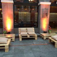 Idea for Pallet Wooden Furniture