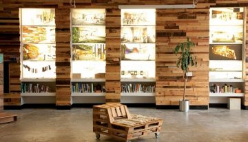 Pallet Wall Cladding