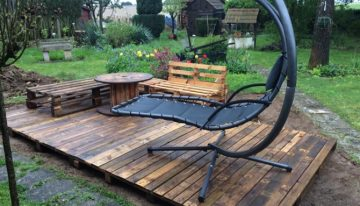 Remarkable Pallet Outdoor Furniture