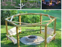 Wooden Pallet Creation Ideas