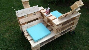 Pallet Furniture For Outdoor