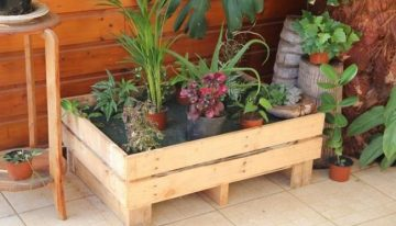 Wooden Pallet Recycled
