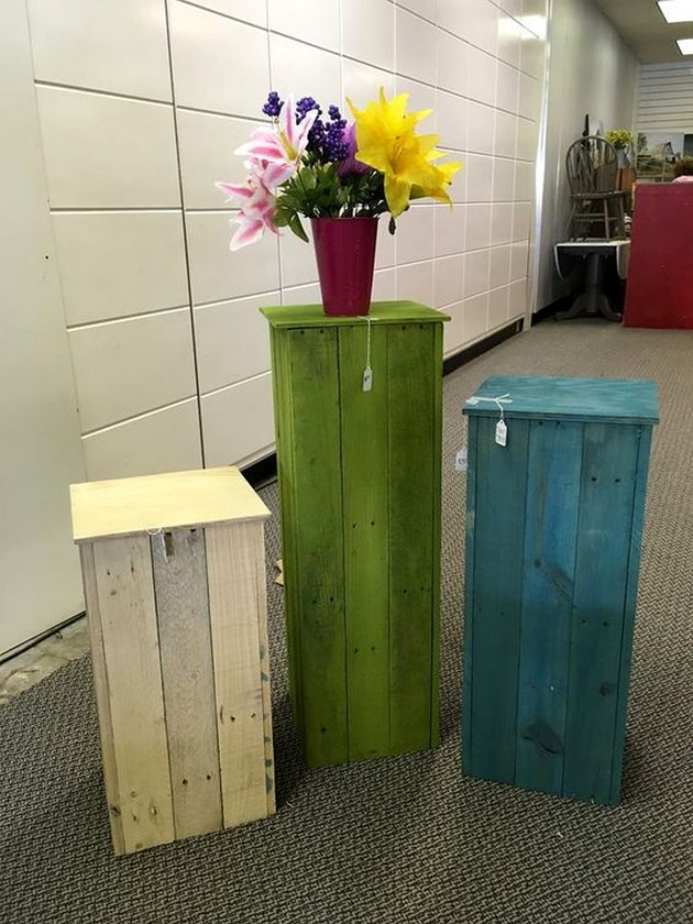 Decor Craft Ideas with Wooden Pallets | Pallet Ideas on Pallet Design Ideas  id=56851