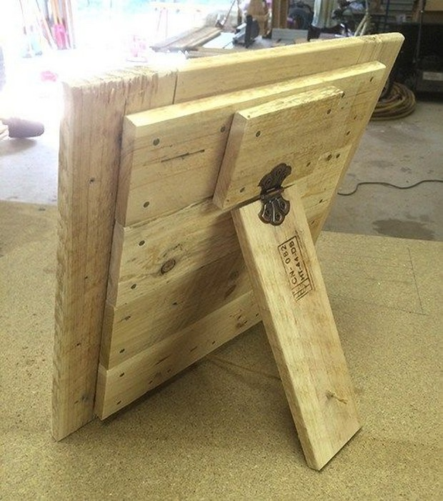 wood pallet craft ideas clever pallet wood recycling ideas pallet ideas 5762