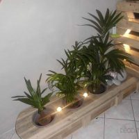 Decor Craft Ideas with Wooden Pallets