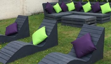 Breathtaking Outdoor Pallet Ideas