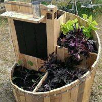 Pallet Wood Ideas for Garden