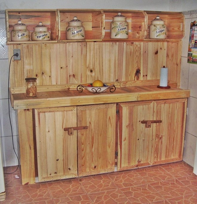 kitchen cabinets made from pallets 20 inspired wood pallet ideas my decor home decor ideas 20757
