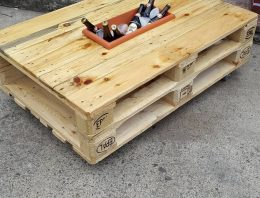 Give Second Life to Used Pallets